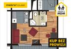 Mieszkanie na sprzedaż, Katowice Ochojec, 26 m²