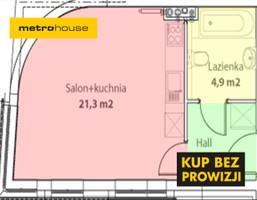 Kawalerka na sprzedaż, Poznań Stare Miasto, 57 m²