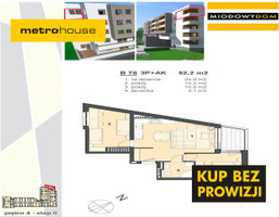 Mieszkanie na sprzedaż, Kołobrzeg Unii Lubelskiej, 52 m²
