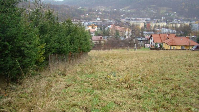 Działka na sprzedaż, Sucha Beskidzka, 1199 m² | Morizon.pl | 7269