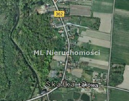 Działka na sprzedaż, Skałka, 1322 m²