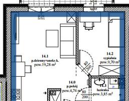 Mieszkanie na sprzedaż, Jasień, 38 m²