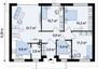 Dom na sprzedaż, Błędowo, 82 m² | Morizon.pl | 3469 nr5