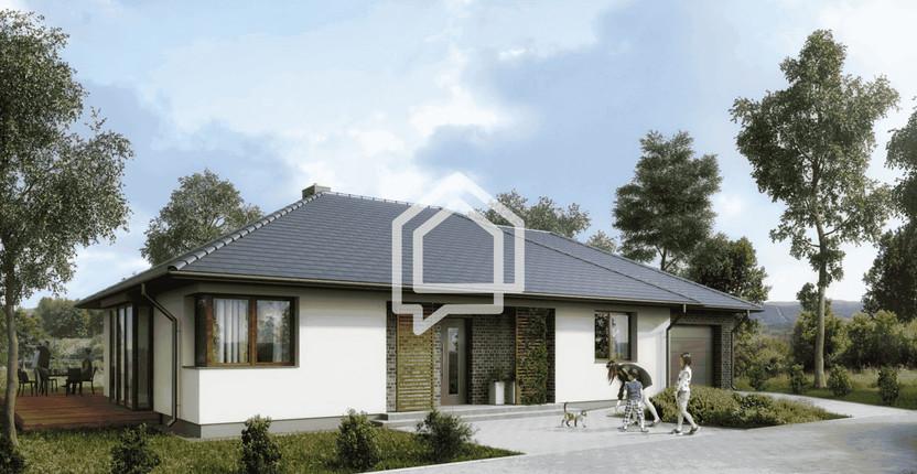 Dom na sprzedaż, Błędowo, 148 m² | Morizon.pl | 6100