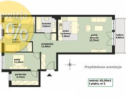 Mieszkanie na sprzedaż, Warszawa Bemowo, 84 m²