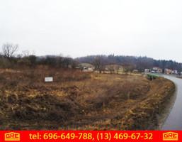 Działka na sprzedaż, Myczkowce, 5500 m²