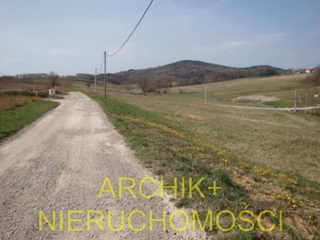 Działka na sprzedaż, Jawornik, 100 m² | Morizon.pl | 8040