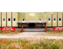 Lokal użytkowy na sprzedaż, Płock Jaskółcza, 1175 m²