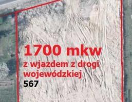 Działka na sprzedaż, Nowe Boryszewo, 1700 m²