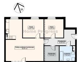 Mieszkanie na sprzedaż, Wrocław Osobowice, 89 m²