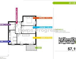 Mieszkanie na sprzedaż, Kiełczów, 57 m²