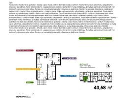 Mieszkanie na sprzedaż, Kraków Os. Złocień, 41 m²
