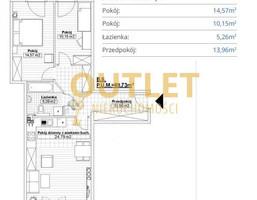 Mieszkanie na sprzedaż, Szczecin Warszewo, 69 m²