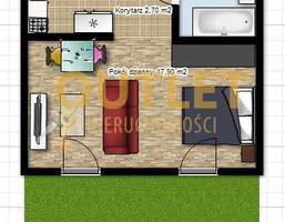 Mieszkanie na sprzedaż, Szczecin Warszewo, 36 m²