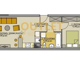 Mieszkanie na sprzedaż, Warzymice, 40 m²