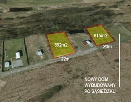 Działka na sprzedaż, Częstochowa Gnaszyn-Kawodrza, 892 m²