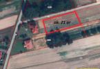 Działka na sprzedaż, Chałupki Dębniańskie, 2100 m²