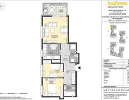 Mieszkanie w inwestycji Osiedle Przy Rolnej III, Poznań, 60 m²