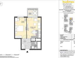 Mieszkanie w inwestycji Osiedle Przy Rolnej III, Poznań, 40 m²