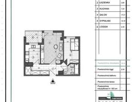 Mieszkanie w inwestycji Kuźnia Piastowska, Piastów, 48 m²