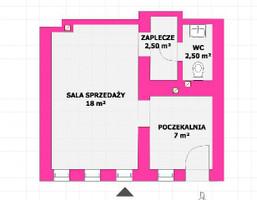Lokal użytkowy na sprzedaż, Tychy os. Ewa, 31 m²