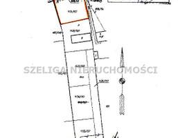 Działka na sprzedaż, Przezchlebie, 864 m²