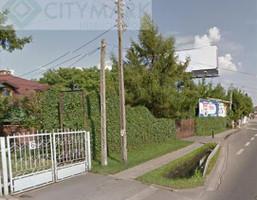 Działka na sprzedaż, Warszawa Zacisze, 1000 m²