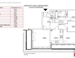 Mieszkanie na sprzedaż, Dzierżoniów, 74 m²