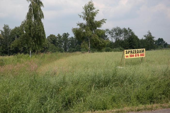 Działka na sprzedaż, Paszkówka, 2000 m² | Morizon.pl | 5485