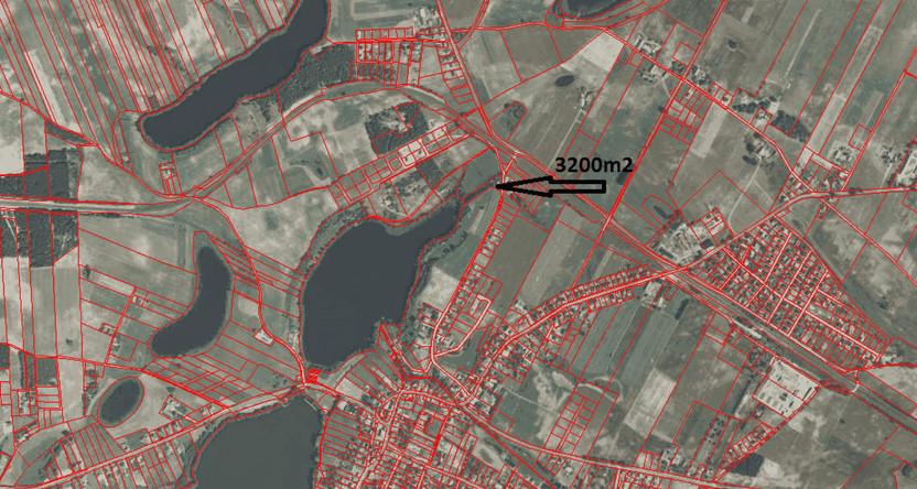 Działka na sprzedaż, Cekcyn, 3200 m² | Morizon.pl | 4345