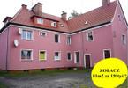Mieszkanie na sprzedaż, Lębork Mściwoja, 81 m²