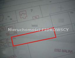Działka na sprzedaż, Opole Malina, 1168 m²