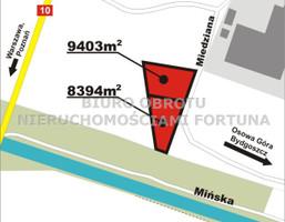 Działka na sprzedaż, Bydgoszcz Osowa Góra, 9403 m²