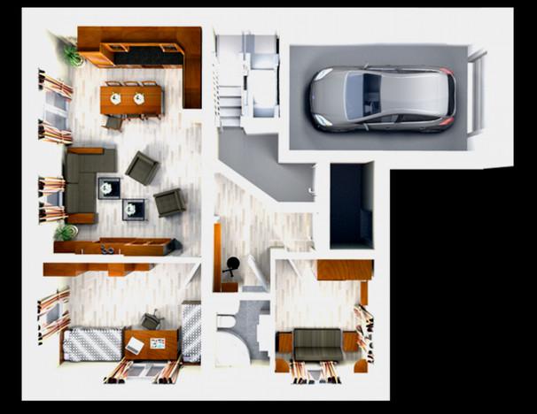 Mieszkanie na sprzedaż, Wieliczka, 66 m² | Morizon.pl | 3103