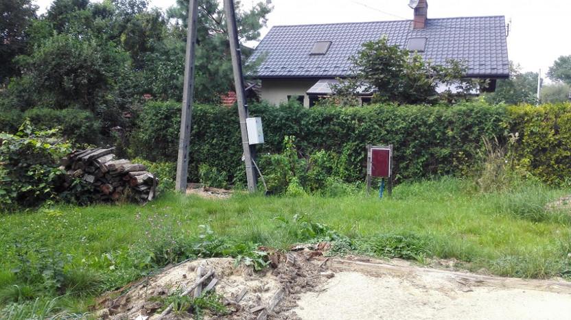 Działka na sprzedaż, Mała Wieś, 700 m² | Morizon.pl | 6893