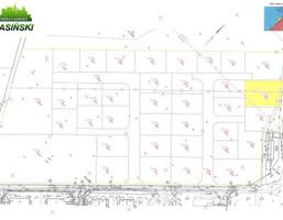 Działka na sprzedaż, Koszalin Morskie, 873 m²