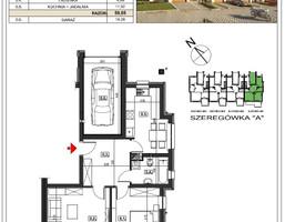 Mieszkanie na sprzedaż, Rzeszów Zalesie, 59 m²