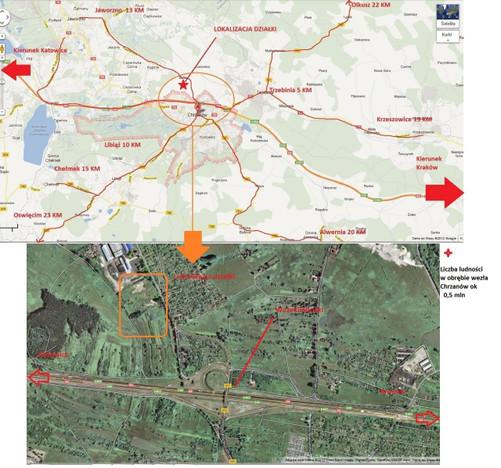 Działka na sprzedaż, Balin chrzanowska, 26823 m² | Morizon.pl | 5957