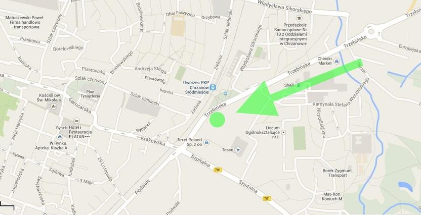 Działka na sprzedaż, Chrzanów, 2765 m² | Morizon.pl | 2432