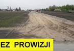 Działka na sprzedaż, Ozorków, 1123 m²