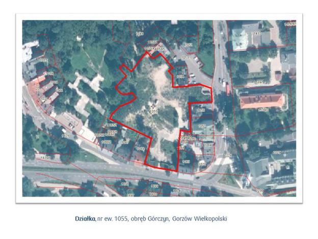 Działka na sprzedaż, Gorzów Wielkopolski Górczyn, 7091 m² | Morizon.pl | 0988