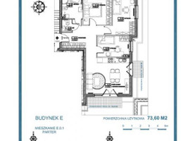 Mieszkanie w inwestycji Osiedle Promienne, Gdańsk, 74 m²