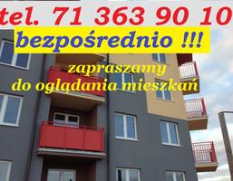 Kawalerka na sprzedaż, Siechnice Staszica (213), 46 m²