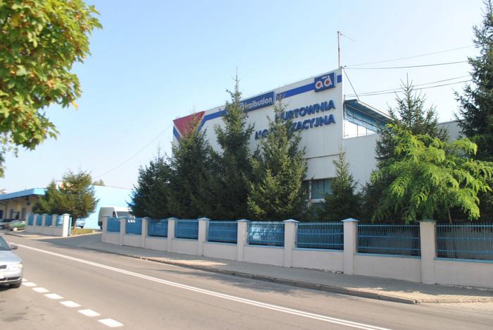 Centrum dystrybucyjne na sprzedaż, Dębica Aleja bł. Jana Pawła II, 8426 m² | Morizon.pl | 0053