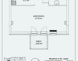 Mieszkanie w inwestycji New Fort, Góra Kalwaria (gm.), 34 m²