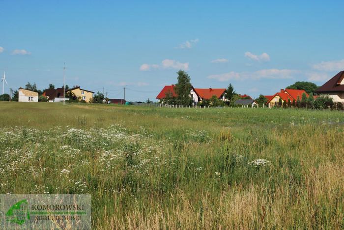 Działka na sprzedaż, Chruszczewo, 961 m² | Morizon.pl | 5145