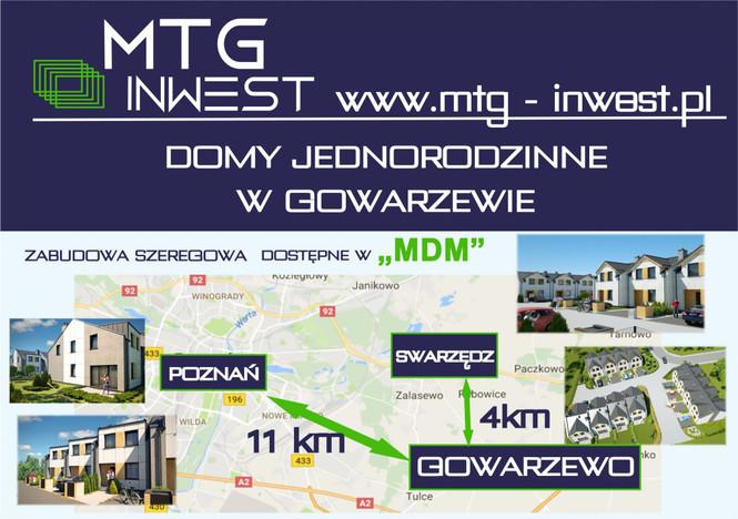 Dom na sprzedaż, Poznański (pow.), 92 m² | Morizon.pl | 9120