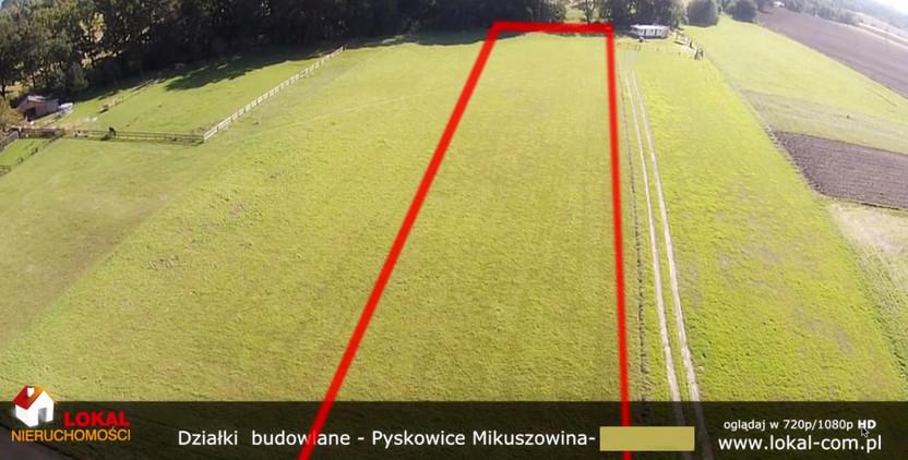 Działka na sprzedaż, Pyskowice, 4926 m² | Morizon.pl | 0678