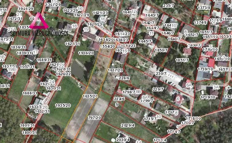 Działka na sprzedaż, Jankowice Radosna, 3624 m² | Morizon.pl | 2486