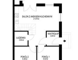 Dom na sprzedaż, Kamionki Jaśminowa, 110 m²